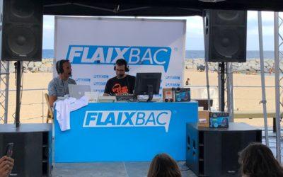 CHAtU a la festa de fi de temporada de Ràdio Flaixbac