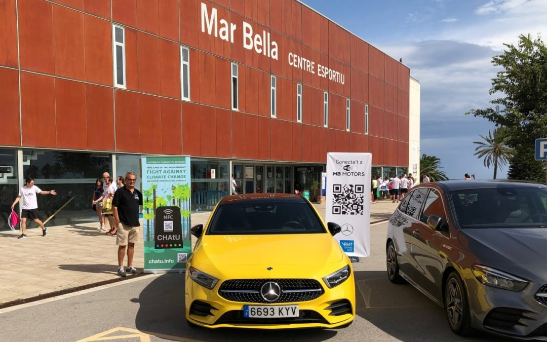 MB Motors shares its information in VIVAGAMES 2019 with CHAtU EVENTS