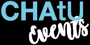 Chatu Events, la solución de CHAtU para eventos